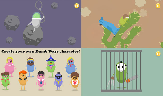 dumb ways to die gameplay