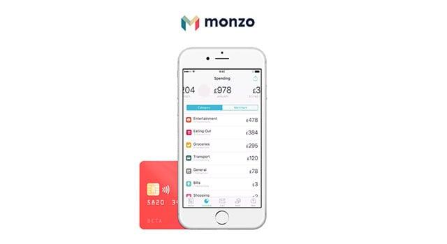 monzo app