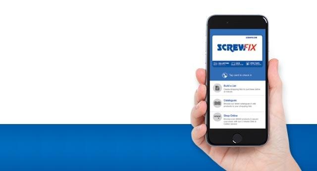 screwfix app