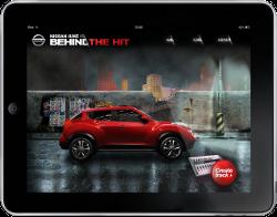 iPad-Nissan
